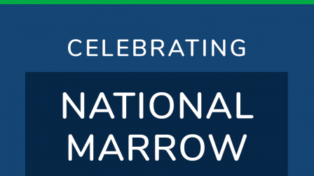 National Marrow Awareness Month